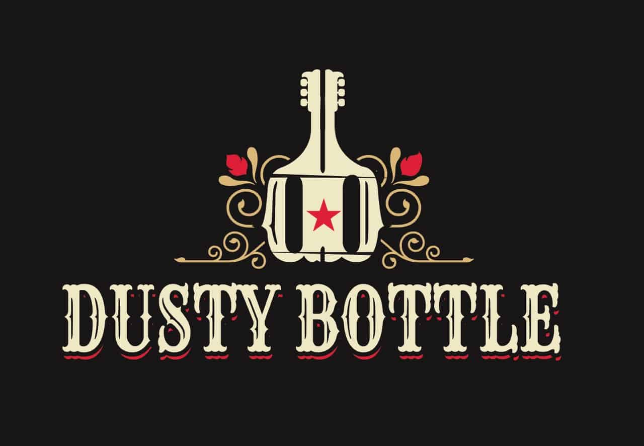 dusty bottle logo 1
