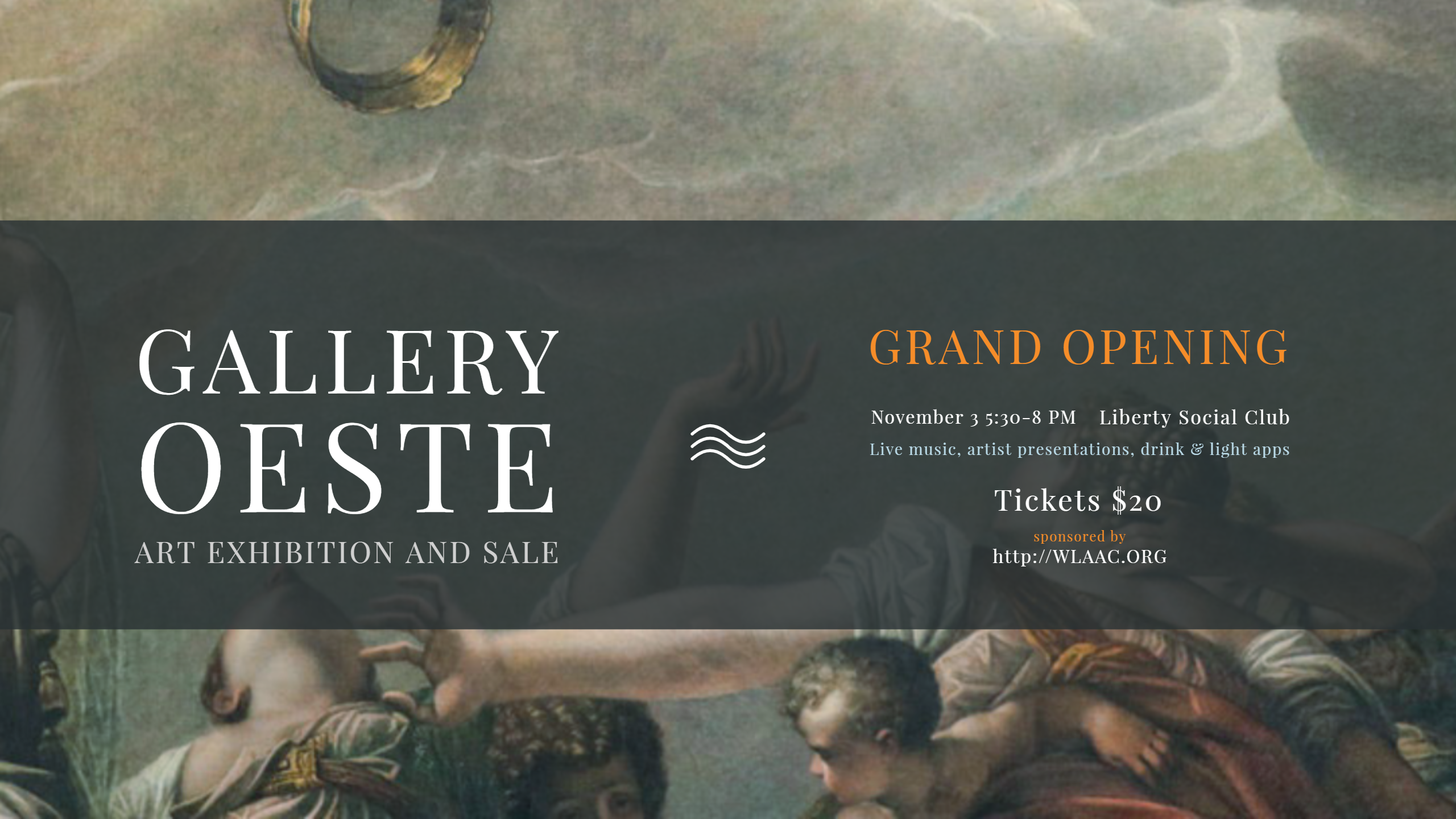 Gallery Oeste Grand Opening