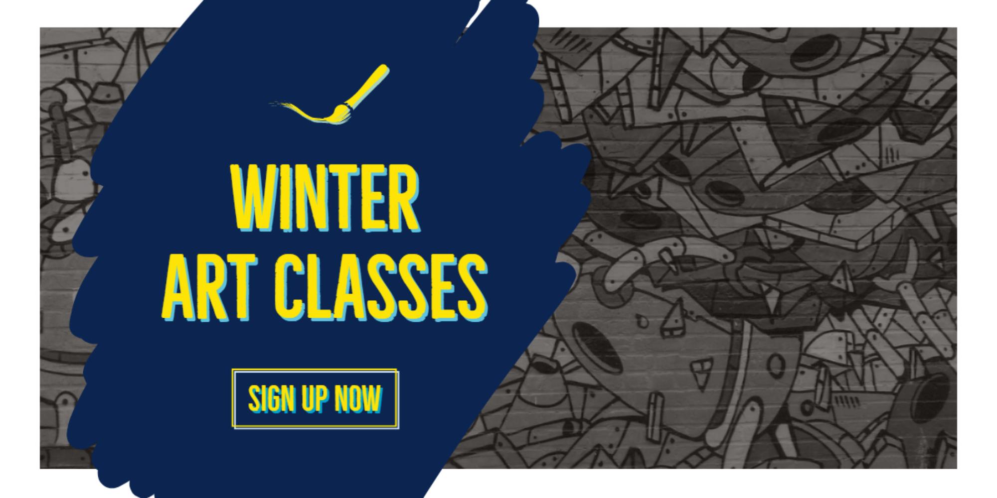 Winter Art Classes